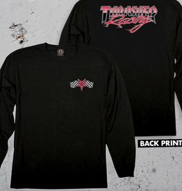 Thrasher Mag. Racing L/S Black