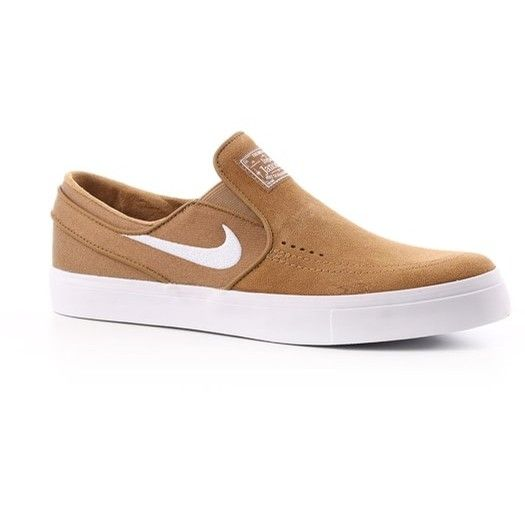 Nike USA, Inc. Stefan Janoski Slip Golden Beige