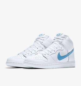 Nike USA, Inc. Nike SB Dunk High TRD QS White/Orion Blue