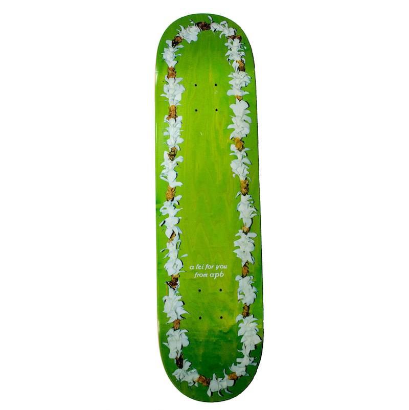 APB Skateshop APB Lei Deck