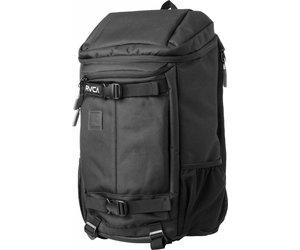 RVCA Voyage Skate Backpack Black - APB Skateshop LLC. 0ab98218920b8