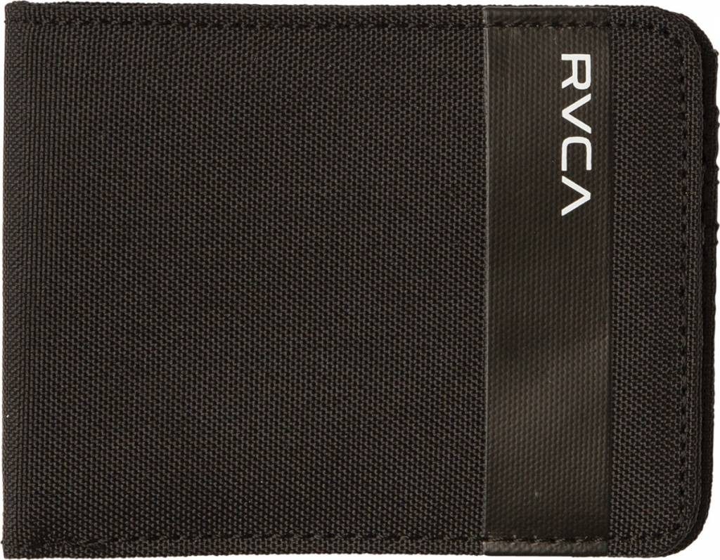 RVCA Leeward Bifold Wallet Black