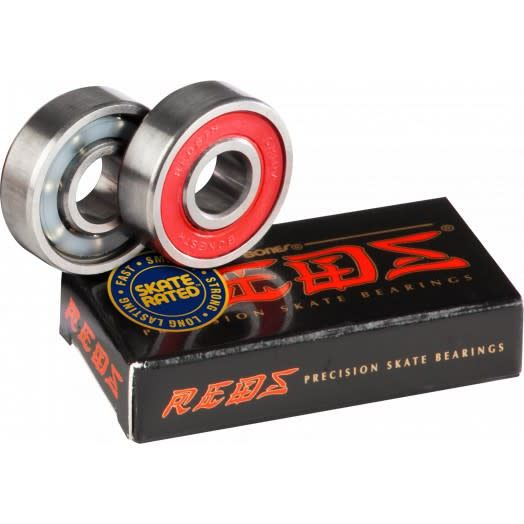 Bones Bones Reds 2pc Replacement Set