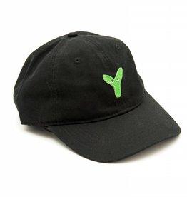 Stingwater Plant Logo Black Hat
