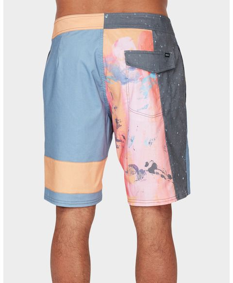 RVCA Sage Collage Trunk Multi
