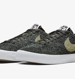Nike USA, Inc. Nike SB Zoom Blazer Low QS Black/Palm Green