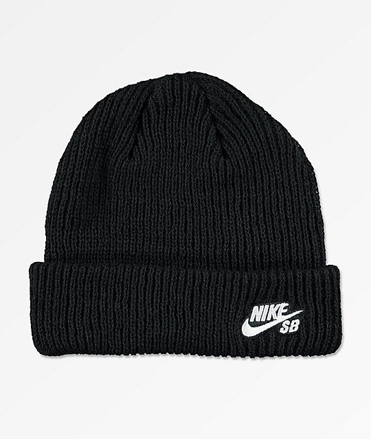 Nike USA, Inc. Nike SB Fisherman Beanie Black