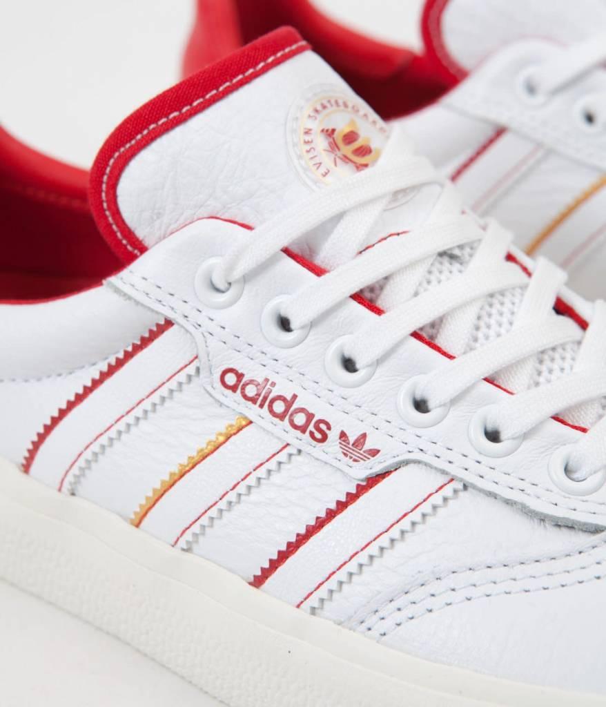 Adidas 3MC x Evisen White/Scarlet