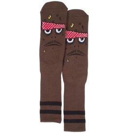 Toy Machine Poo Poo Head Sock