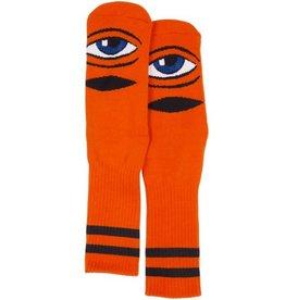 Toy Machine Sect Eye Sock Orange