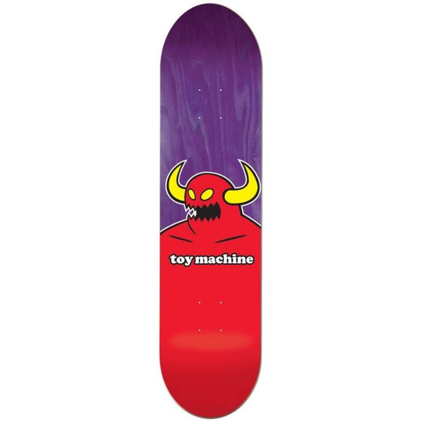 "Toy Machine Monster Purple 7.38"""