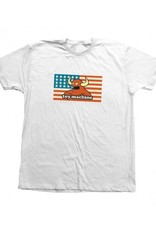 Toy Machine American Monster Tee White M