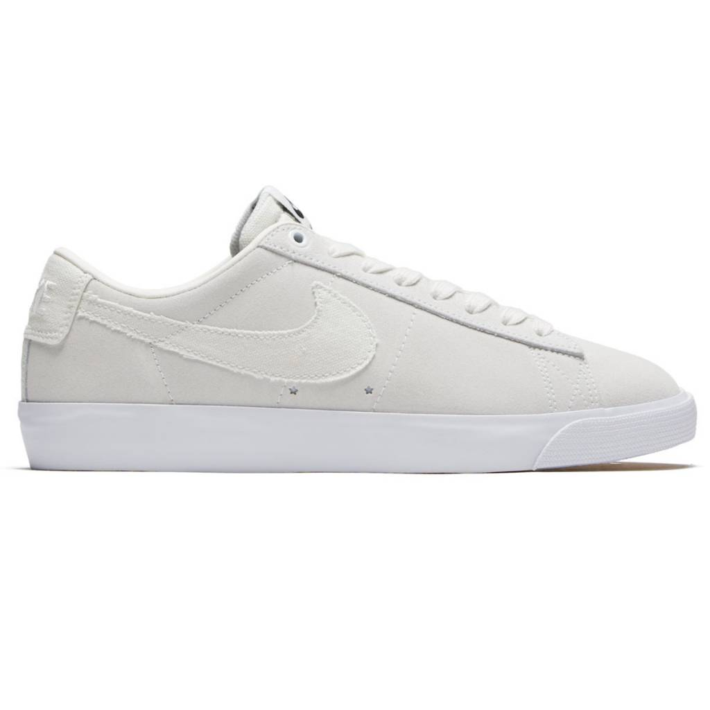 sale retailer ab9f0 a828b Nike SB Zoom Blazer Low GT Summit White/Summit White