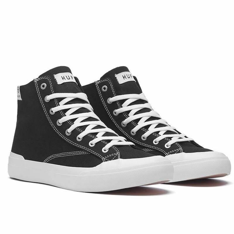 HUF Classic Hi Ess TX Black/White