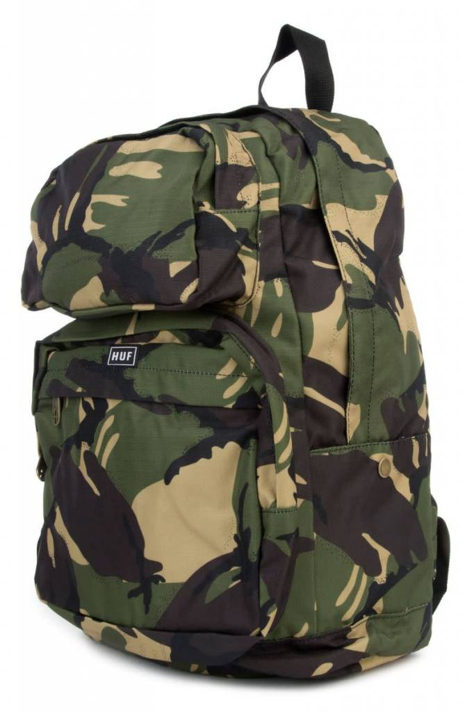 HUF Tompkins Backpack Loden