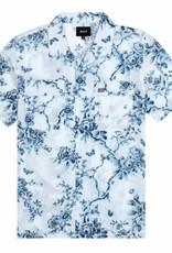 HUF Highline Woven Shirt White