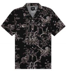 HUF Highline Woven Shirt Black