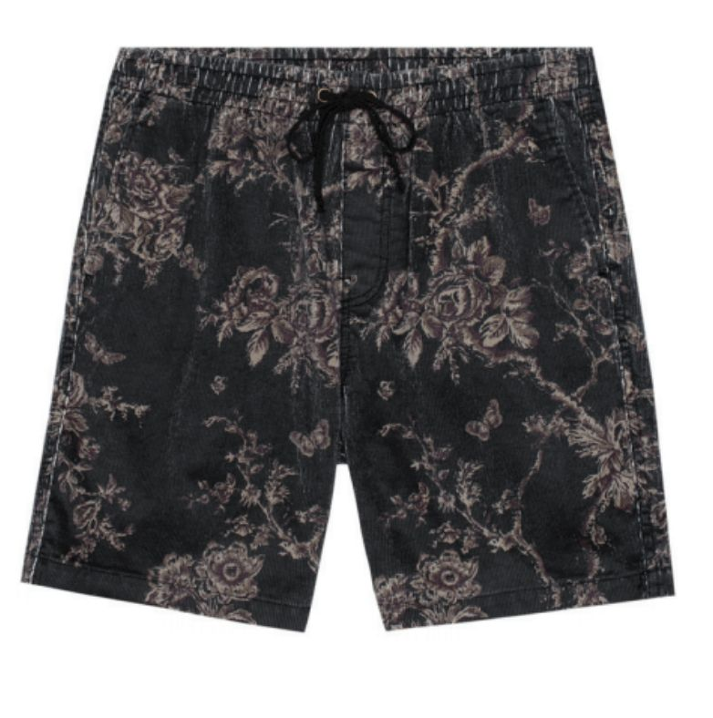 HUF Highline Easy Short Black