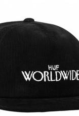 HUF Archive Strapback Black