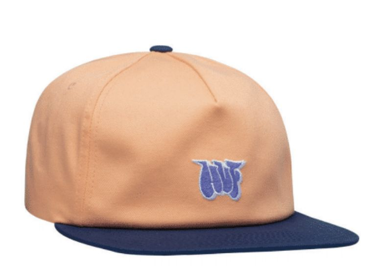 HUF Jones NY Strapback Canyon Sunset