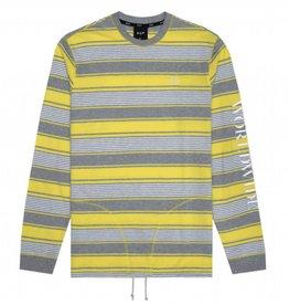 HUF Essex L/S Knit Yellow