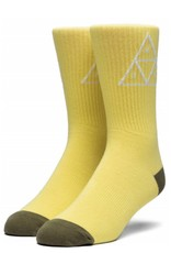 HUF Triple Triangle Sock Yellow