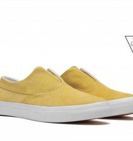 HUF Dylan Slip On Yellow/White
