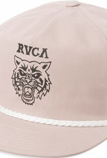 RVCA Graphic Pack Snapback Lavender