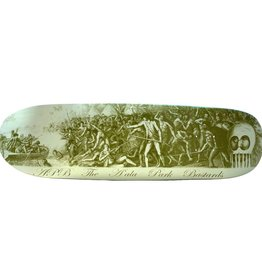 APB Skateshop APB Death To Cook Shaped Deck 9.0