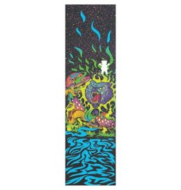Grizzly Griptape Black Light Griptape