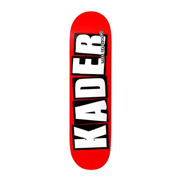 Baker Skateboards KS Kader Logo 8.5""