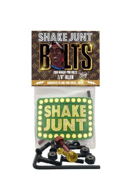 "Shake Junt Zion Wright 7/8"" SJ Allen Hardware"