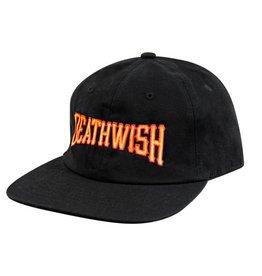 Deathwish Skateboards Dugout Black Strapback