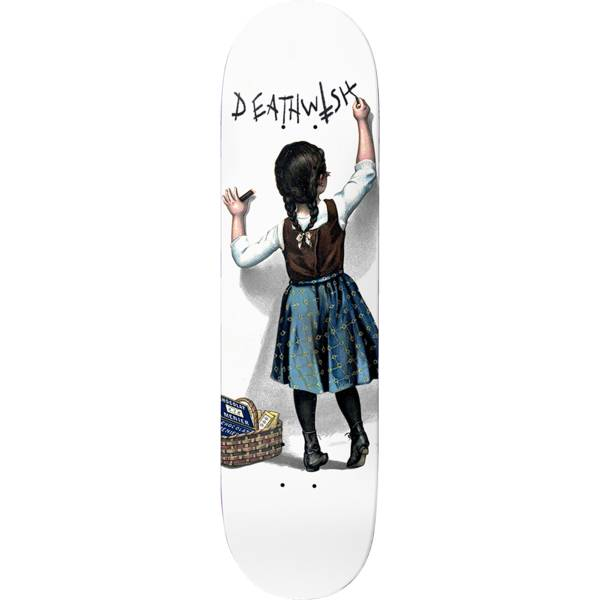 """Deathwish Skateboards Writing On The Wall 8.38"""""""