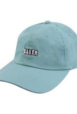 Baker Skateboards Chico Mint Dad Hat