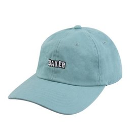 Baker Skateboards Chico Mint Dad Hat