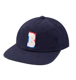 Baker Skateboards Capital B Prime Navy Strapback