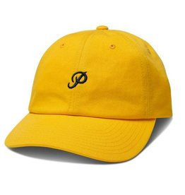 7e4486159991d Primitive Mini Classic P Dad Hat Yellow