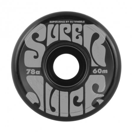 OJ Wheels Winkoski 8baller Super Juice Black 60mm
