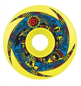 OJ Wheels OJ2 Team Rider Speedwheel Neon 97a 61mm