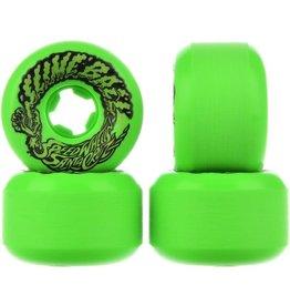 OJ Wheels Vomit Mini Green Glow 97a 58mm