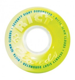 Ricta 78a Clouds Green Swirl 52mm