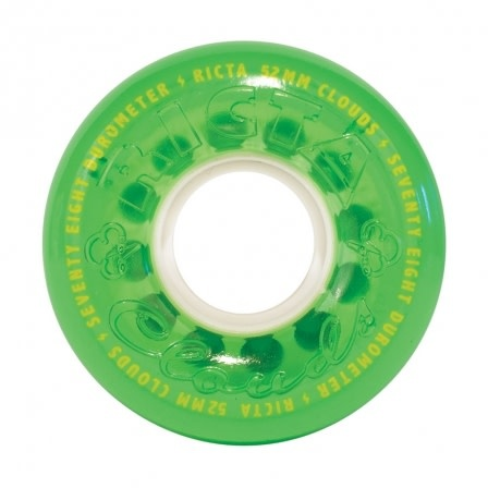Ricta 78a Crystal Clouds Green 52mm