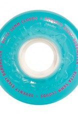 Ricta 78a Crystal Clouds Teal 56mm