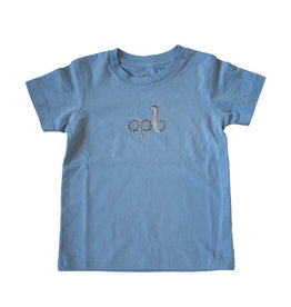 APB Skateshop Toddler Snake Em All Blue Tee