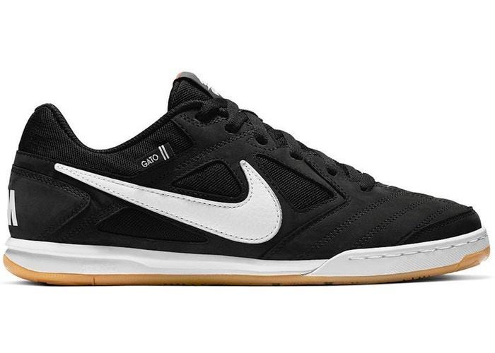 Nike USA, Inc. Nike SB Gato ISO Black/White/Gum