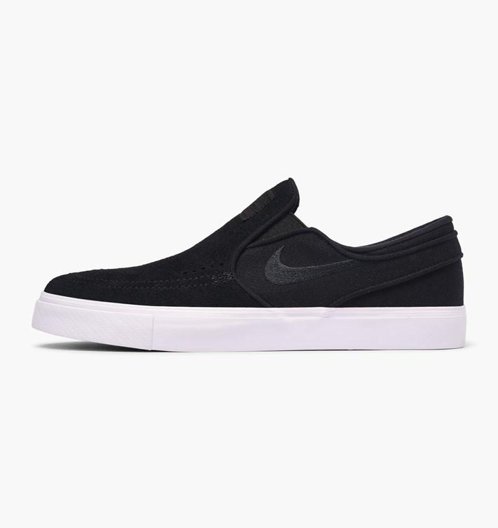 Nike USA, Inc. Stefan Janoski Slip Black/Black/White