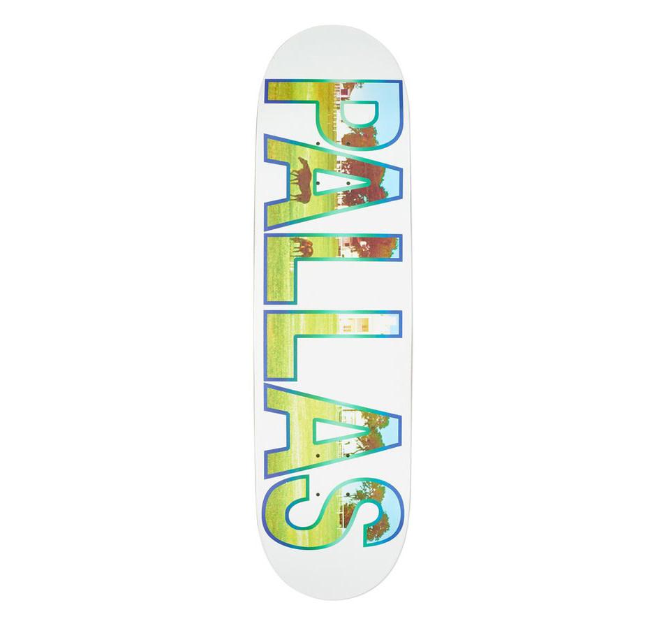 Palace Skateboards Pallas 8.6