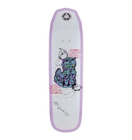 Welcome Skateboards Loo Dood on Wicked Queen White/Purple 8.6""