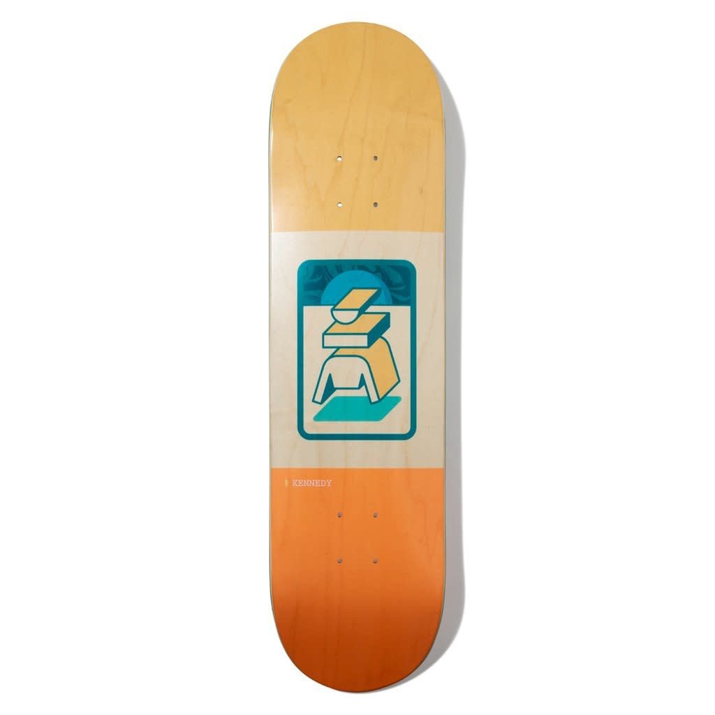 Girl Skateboard Company Kennedy The Totem 8.125""